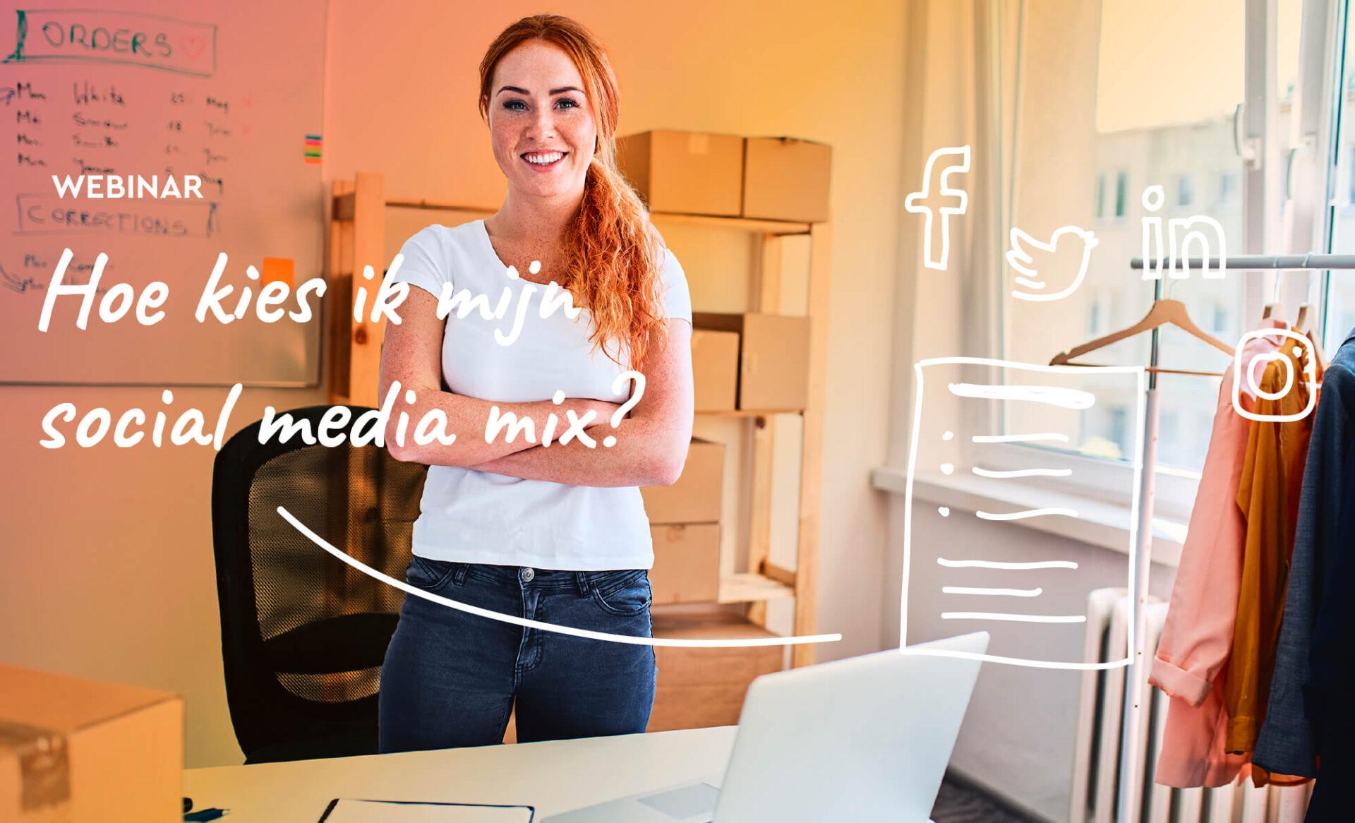 banner gratis webinar social media